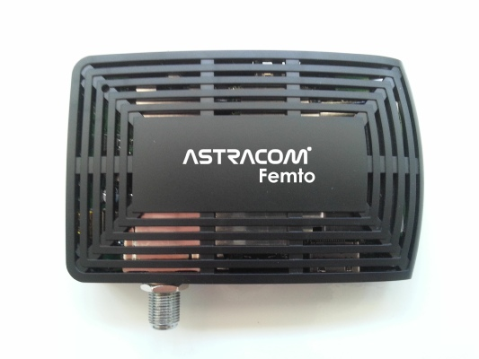 Femto HD Digital Satellite Receiver