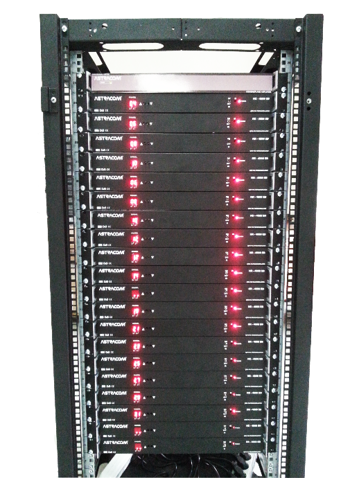 TRAY QPSK-PAL HEADEND SYSTEMS