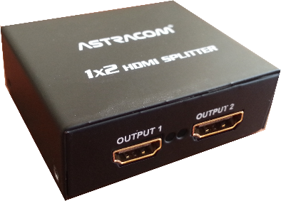 1/8 HDMI Splitter